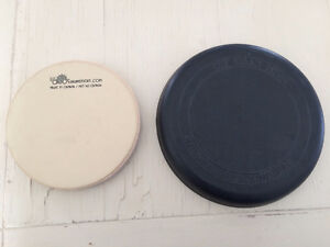 Two Drum Practice Pads