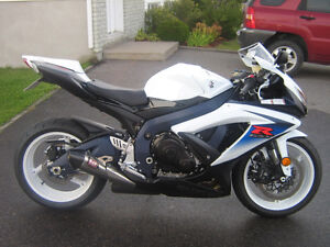 LATE MODEL SUZUKI GSX-R600
