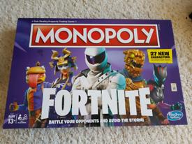 Monopoly Fortnite 2019 Edition