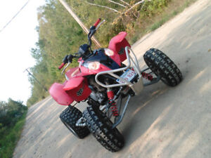 Looking to trade for another ATV/DirtBike/Cash/ETC