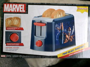 Spiderman toaster -never used
