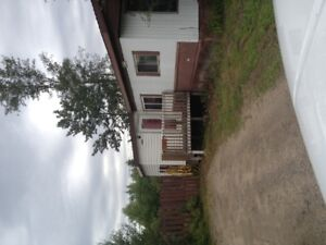 Available A.S.A.P 2 bedroom trailer 1007 Riese Drive $1050/mth