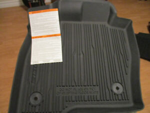 All Weather Original front  Floor Liner For Ford Edge 2014-2018