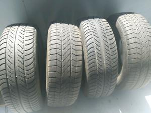 Summer Tires 205/65 R15