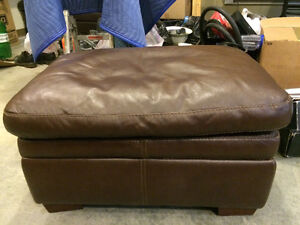 MUST SELL foot rest storage