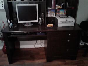 Bureau ordinateur brun kijiji à québec acheter et vendre sur