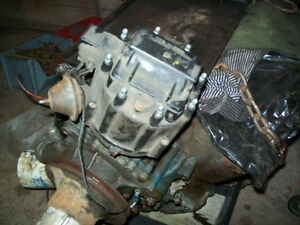 Buick 350 parts. Heads, electronic ignition. blocks.