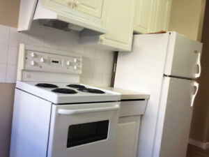 For Rent: 2 bdrm with a FREE BONUS in OLIVER area