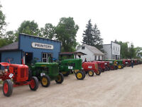 Spring on the Farm and Tractor Show