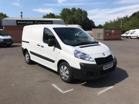 Peugeot Expert L1 H1 1000 1.6 HDI 90BHP EURO 4/5 DIESEL MANUAL WHITE (2014)