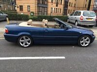 BMW 3 SERIES Convertible 2004 2.0 Automatic