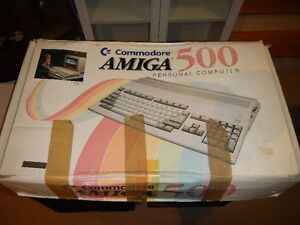Amiga 500 in working condition - firm price