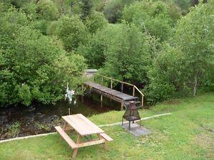 Chasse Pêche  Sport été  hiver   Ruisseau , Montagne