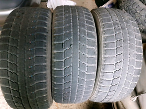 245/40/r19  --   245/55/r19   WINTER TIRES