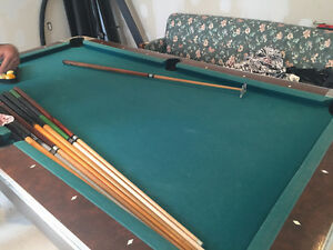Valley comfort coin operated Pool Table ( club pool table )