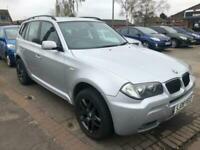 2008 BMW X3 D M SPORT Estate Diesel Manual