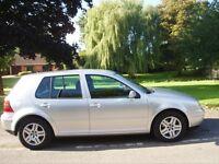 *REDUCED PRICE* VW Golf GTI 2.0 (115) petrol 5 door 2001 Mk4/IV FSH hatchback