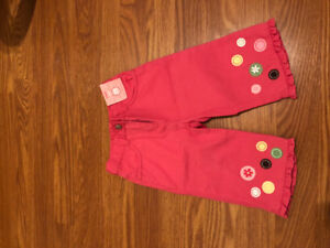 Brand new Gymboree girl pant size 2t