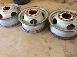 Chev /GMC One ton wheels
