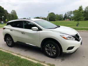 2017 Nissan Murano- Lease Takeover$425.00