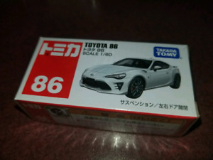 TOMICA Toyota FRS 86