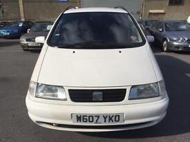 2000 Seat Alhambra 1.9 TDI S 5dr