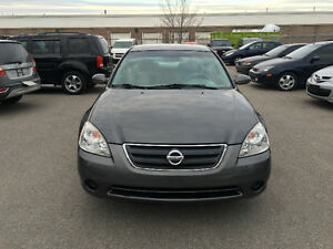 2004 Nissan Altima. CERTIFIED, E TESTED, WARRANTY, NO ACCIDENT