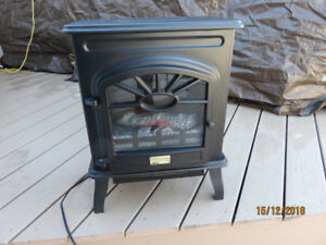Stove heater - electric