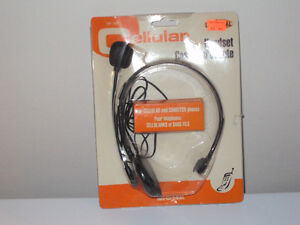 For Sale: headset