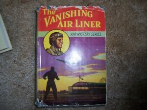 The Vanishing air liner air mystery $20