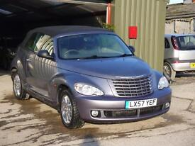 Chrysler PT Cruiser 2.4 LTD - Automatic - 37000 Miles - Convertible