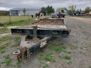 Float trailer ( Heavy duty)