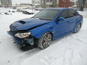 2014 SUBARU WRX STI 6SPEED MANUAL SEDAN * negociable*