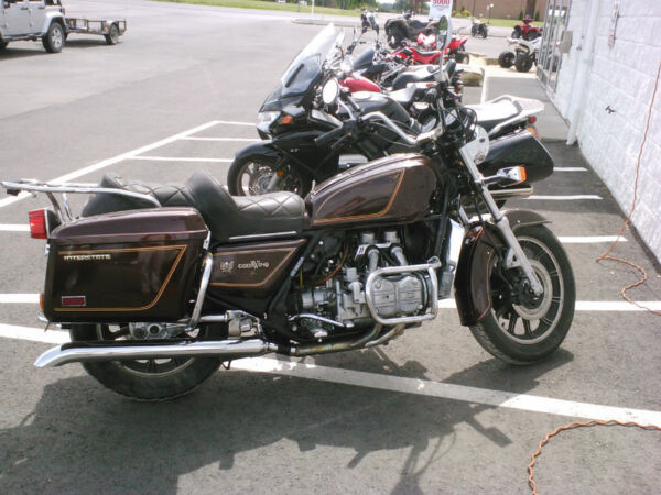 1983 Honda Gold Wing