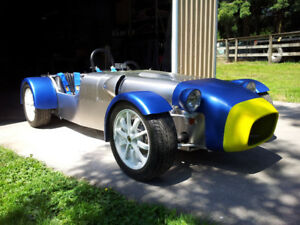 Lotus Super Seven Project