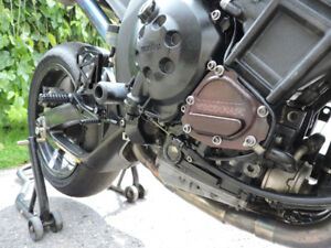 2004 Yamaha R1 engine complete