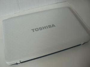 "Toshiba 15.6""  Laptop A6 Quad Core 8gbRam 500hd Windows 10 ready"
