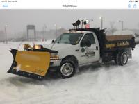 ATA Snow Plowing Richmond Hill Services