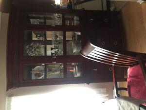 Mobilier  de cuisine et buffet