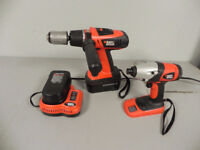 Black & Decker 18V Drill & Driver w/ batteries & charger Tested London Ontario Preview