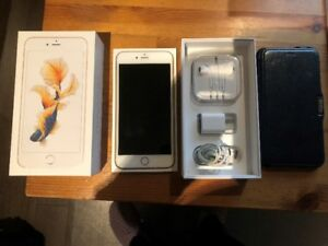 iPhone 6s Plus Gold, déverrouillé, excellente condition