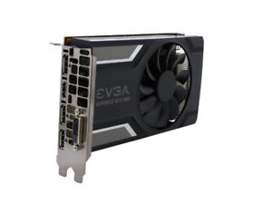 EVGA GeForce GTX 1060 SC GAMING, ACX 2.0 (Single Fan), 6 GB