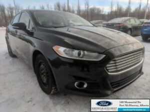 2015 Ford Fusion SE  |1.5L|Nav|Tech Pkg|Block Heater