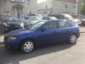 Mazda   3   2008        Garantie 1 ans