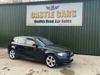 2009 BMW 1 Series 116d Sport 5 door Hatchback Diesel Manual
