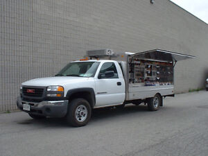 Catering truck operator/driver