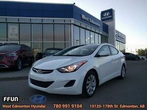 2013 Hyundai Elantra GL bluetooth, heated seats, xm radio