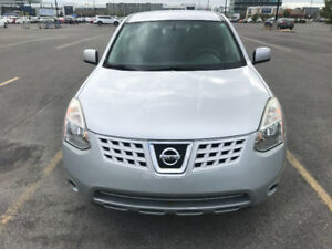 Nissan Rouge 2009 S FWD, Remote Start, 4 All Season&Winter Tires