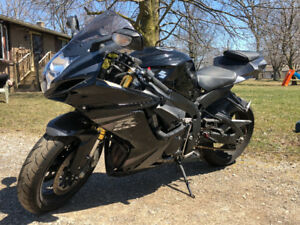 2013 Suzuki GSXR 750 - For sale - Gixxer 750