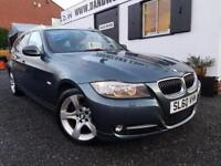 BMW 3 SERIES 320D EXCLUSIVE EDITION TOURING Estate Green Manual Diesel, 2010